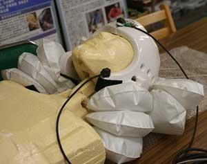 エアバッグ利用のいびき防止装置