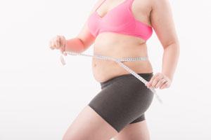 肥満からくるいびきや睡眠時無呼吸症候群にはダイエット